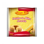 FARINHA DE MILHO AMARELA 500G