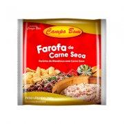 FAROFA PRONTA CARNE SECA 250G